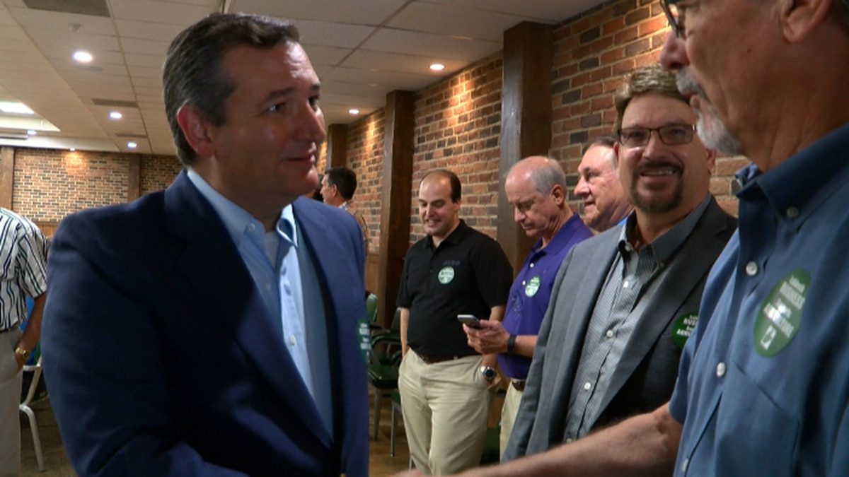 Ted Cruz to make another campaign stop in Lubbock Saturday