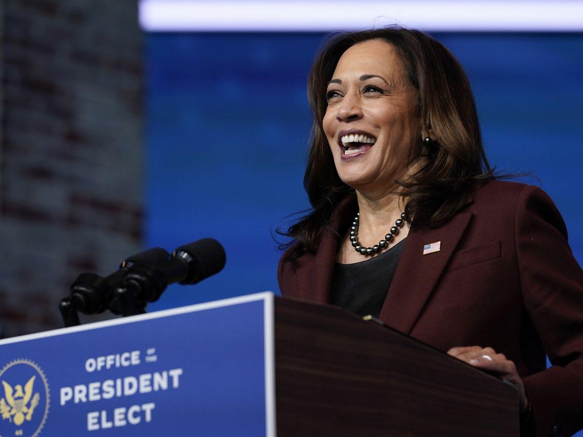 Vice President-elect Harris to resign her Senate seat Monday