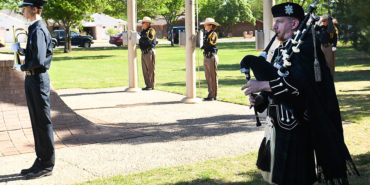 South Plains College honors fallen peace officers