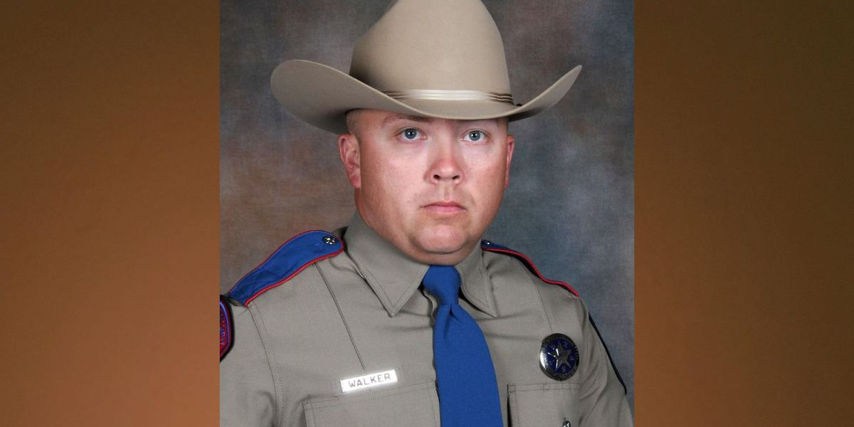 Trooper Chad Walker has died, DPS confirms