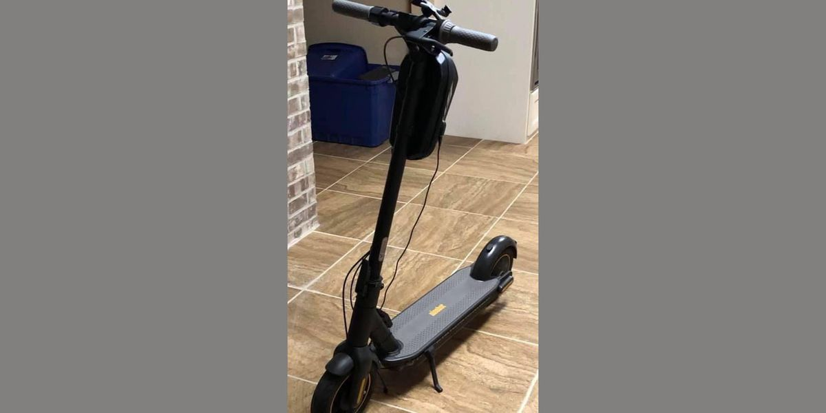 GoFundMe established to help deaf, autistic teen replace stolen scooter