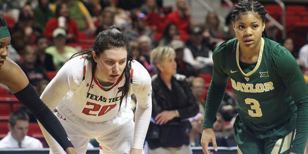 Lady Raiders fall to No. 8 Baylor