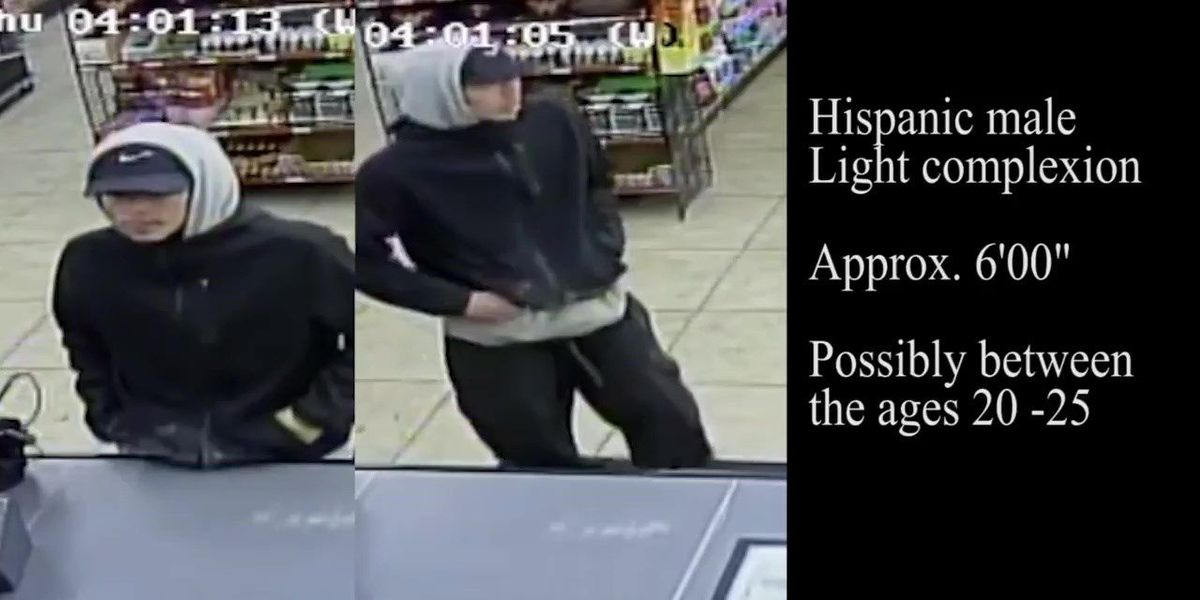 LPD searching for 7-Eleven robbery suspect