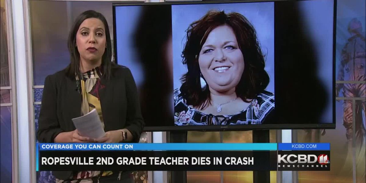 Ropes mourns loss of teacher killed in crash