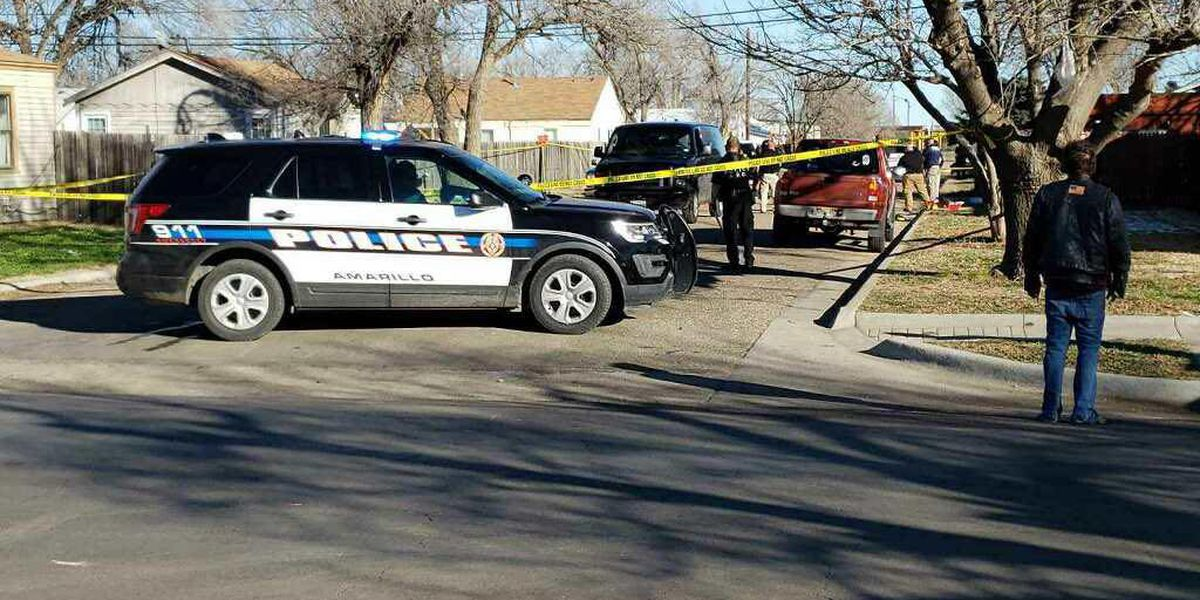 Amarillo police investigating officer-involved shooting in central Amarillo