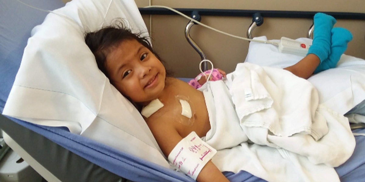 Benefit concert to be held this Sunday for little girl with brain cancer