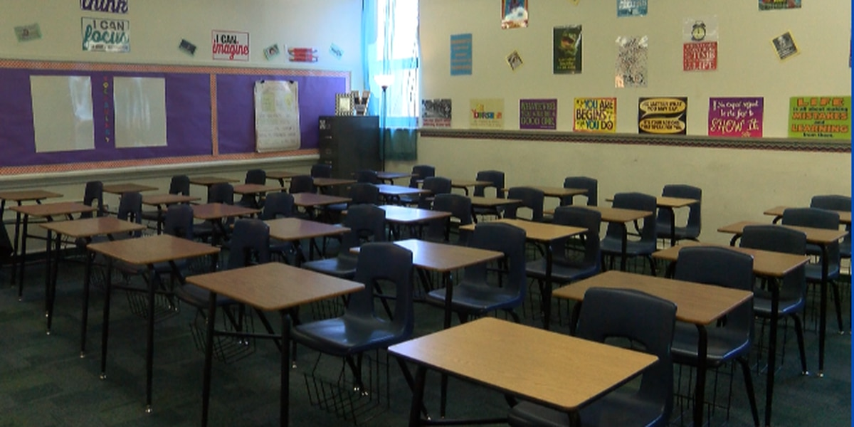 Socially distanced classrooms are more than desks placed farther apart