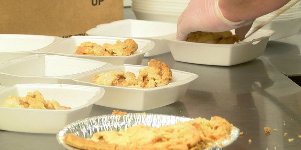 Salvation Army prepared to feed more than 800 people on Thanksgiving
