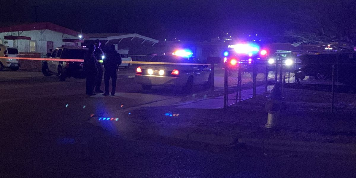 One person in custody after deadly north Lubbock shooting, police identify victim