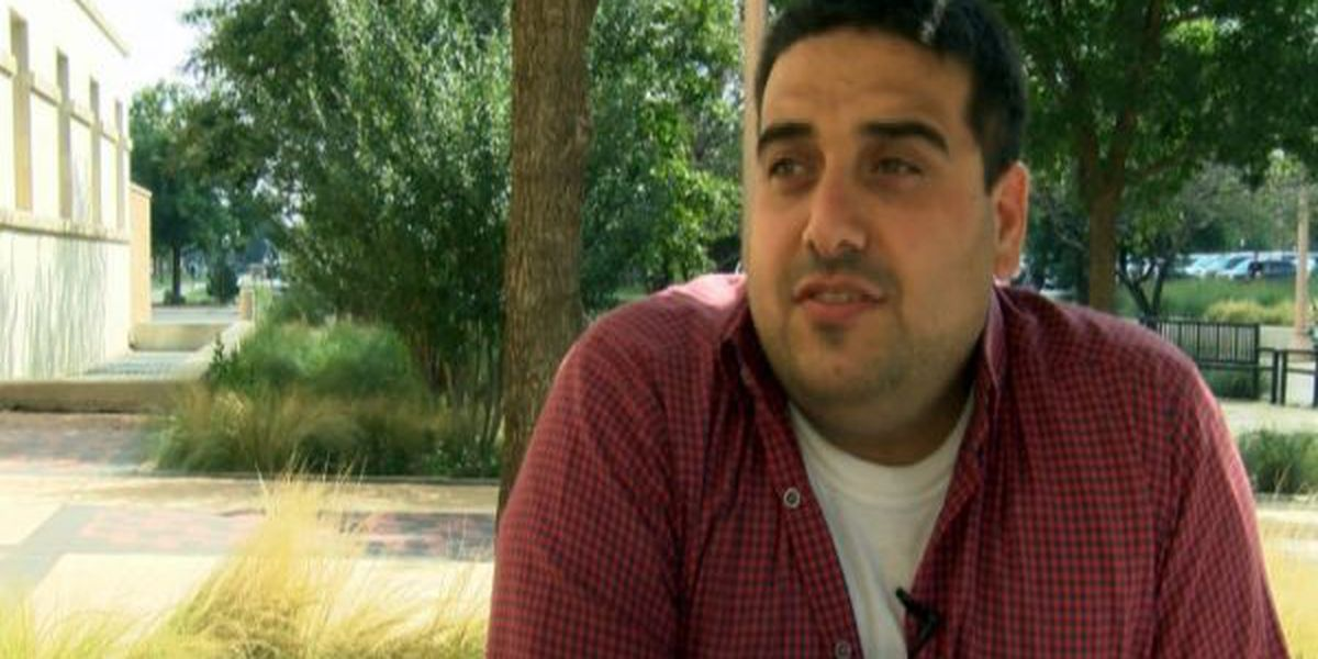 Student from Syria worried about family as war with ISIS escalates