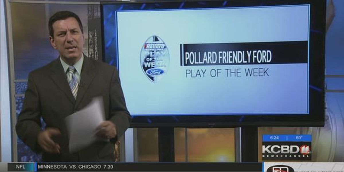 Lubbock Christian's Alex Lack wins Pollard Ford Play of the Week