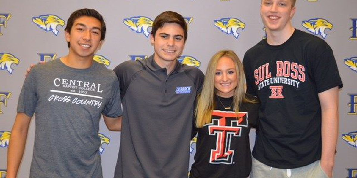 4 sign out at Frenship to play college athletics