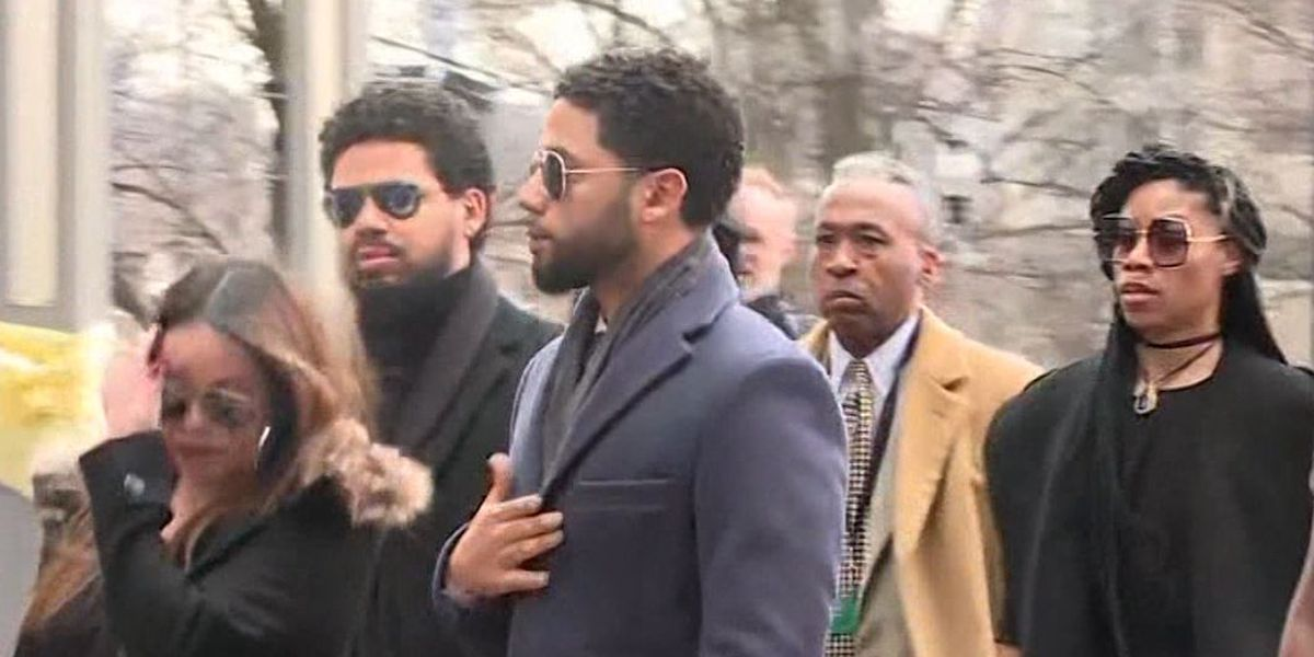Jussie Smollett sues Chicago for malicious prosecution
