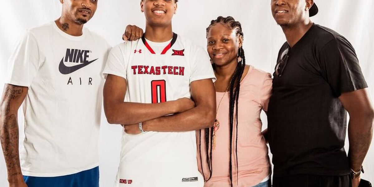 Red Raider Basketball lands 4-star recruit Terrence Shannon