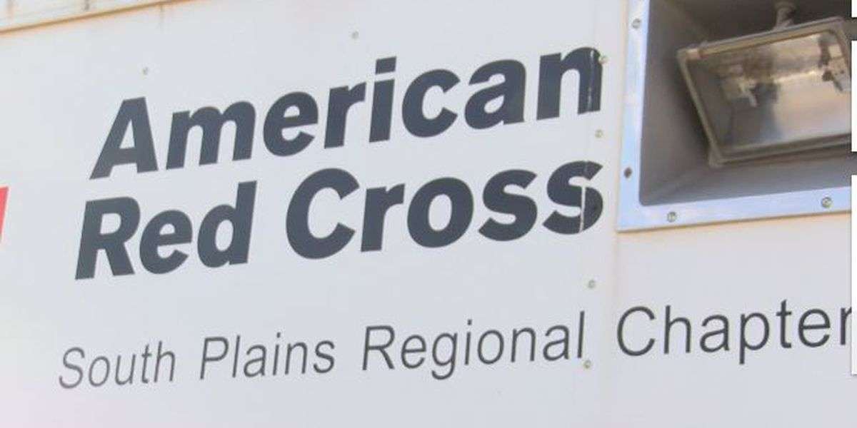 Red Cross providing aid to victims of Central Lubbock apartment fire