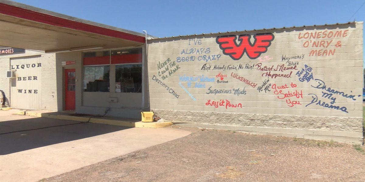 Littlefield is home to the Waylon Jennings Museum