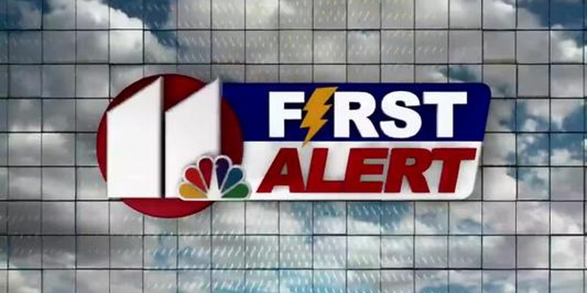 News at Noon - Weather, April 19