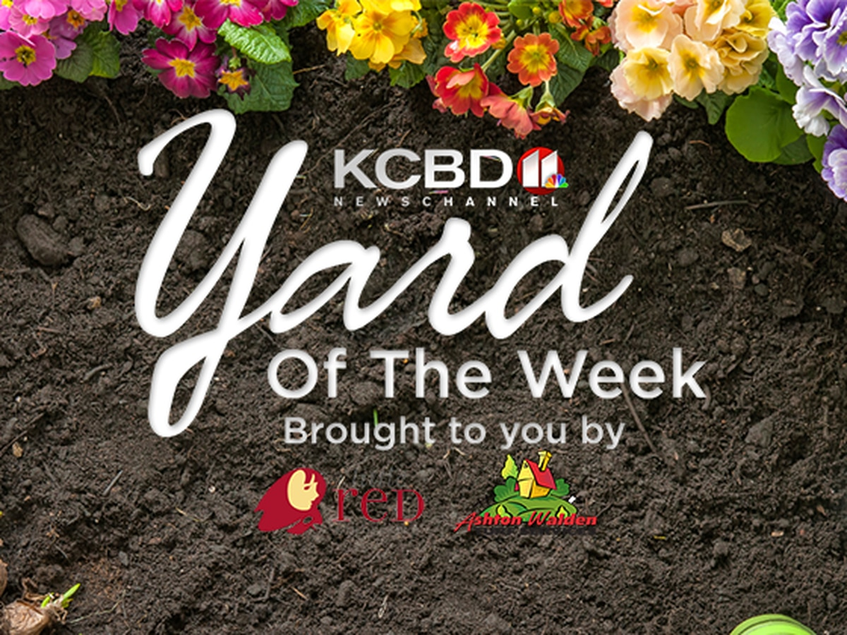 KCBD Yard Of The Week Official Promotional Rules 2020