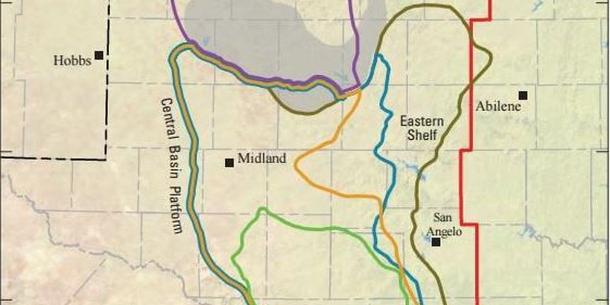 20 billion barrels of oil found in Midland Basin sparks earthquake concern