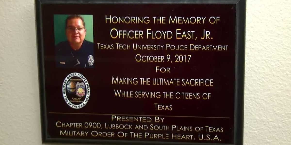 Timeline leading up to the deadly shooting of Texas Tech Police Officer Floyd East Junior