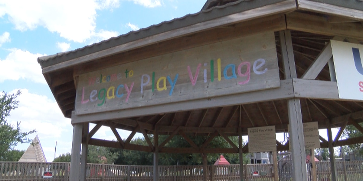 Legacy Play Village getting a $1.2 million dollar makeover