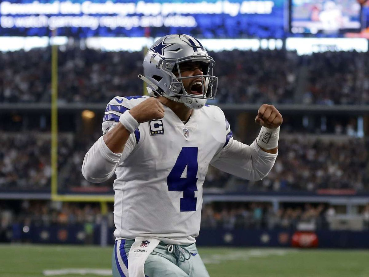 Dak Prescott signs $31.4 million franchise tag with Cowboys