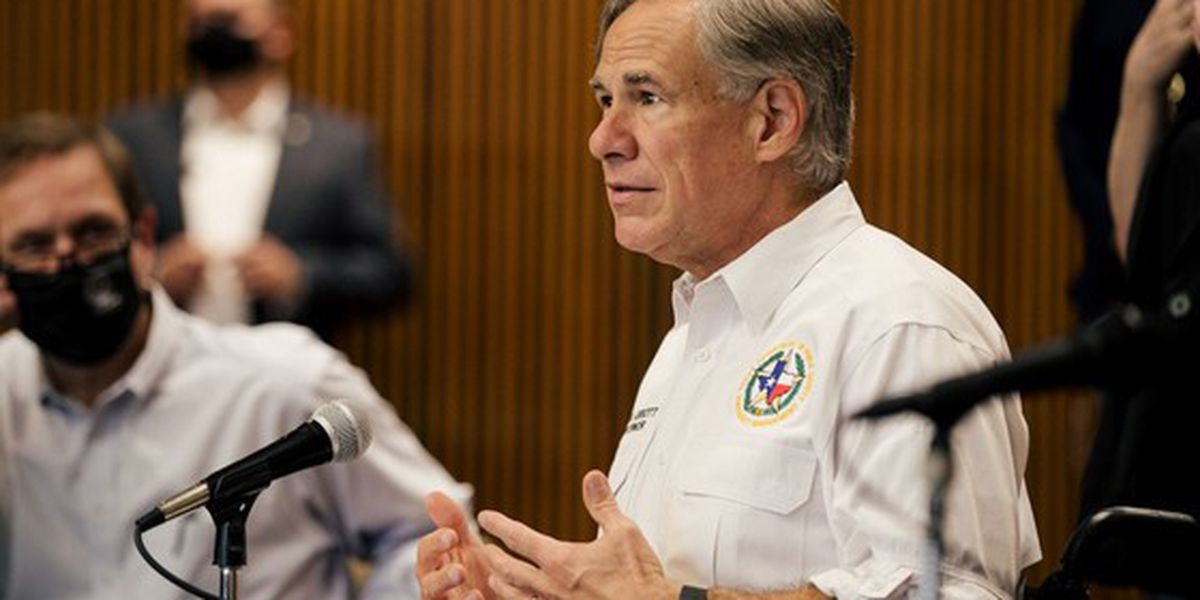 WATCH LIVE: Governor Abbott provides COVID-19 update in Texas at 12 p.m.