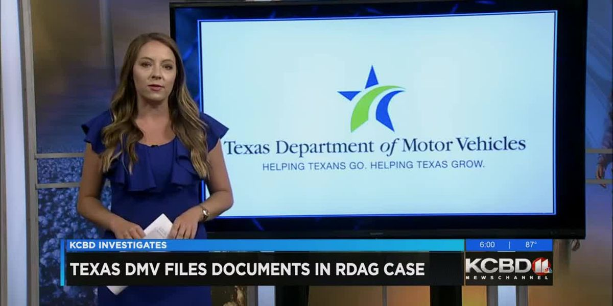 Texas DMV dealing with over 100 title complaints related to RDAG