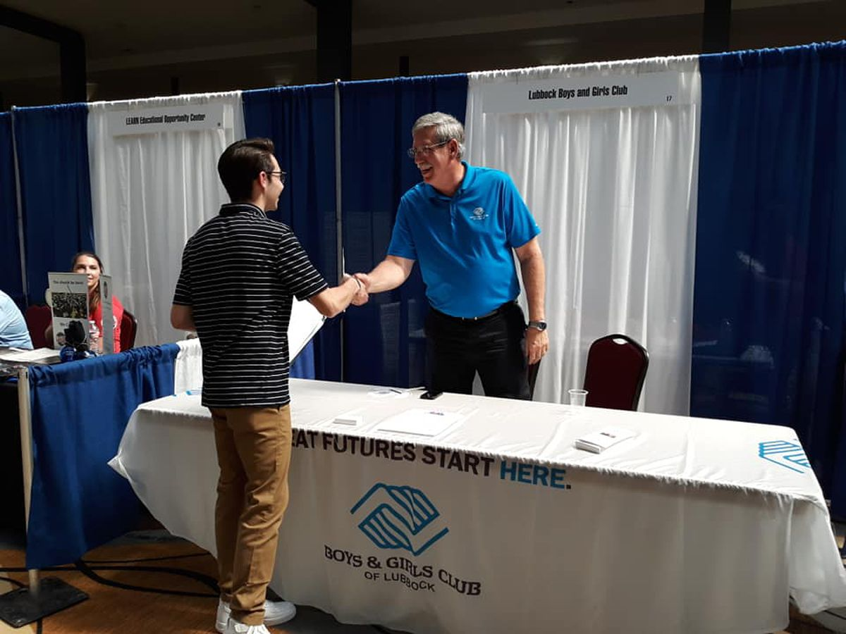 Workforce Solutions Hopes To Help Get Lubbock Unemployment Rate Back On Track With Job Fair