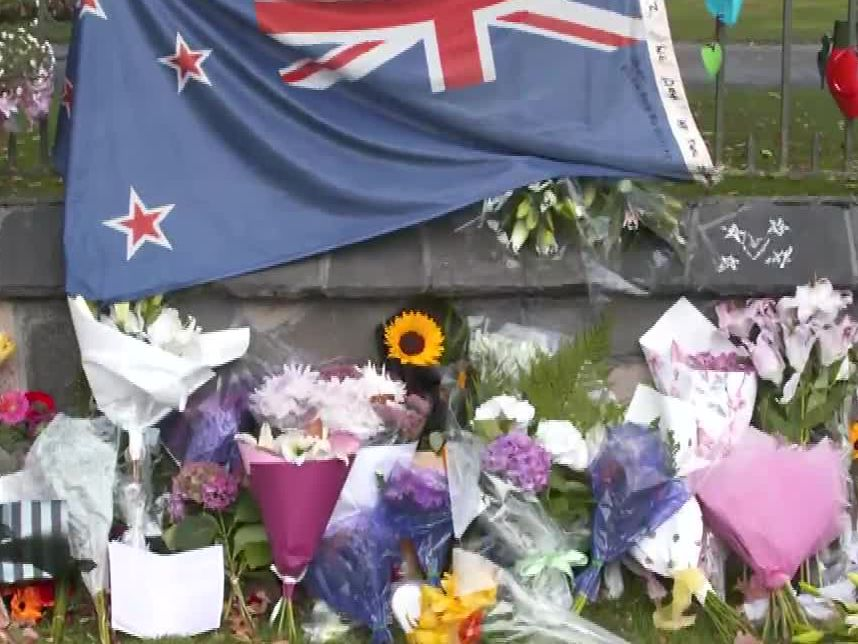 Defiant vigil starts healing in New Zealand after massacre