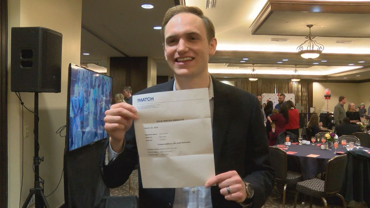 """170 Texas Tech medical students participate in national """"Match Day"""""""