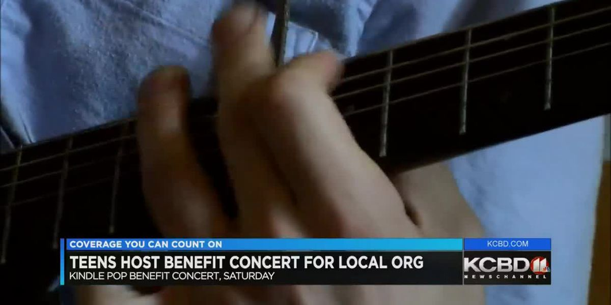 Teens hosting benefit concert for Buckner Children's Home