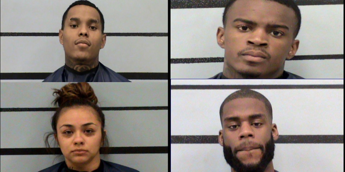 Two indicted for murder, two for aggravated robbery in connection with Lubbock Square murder