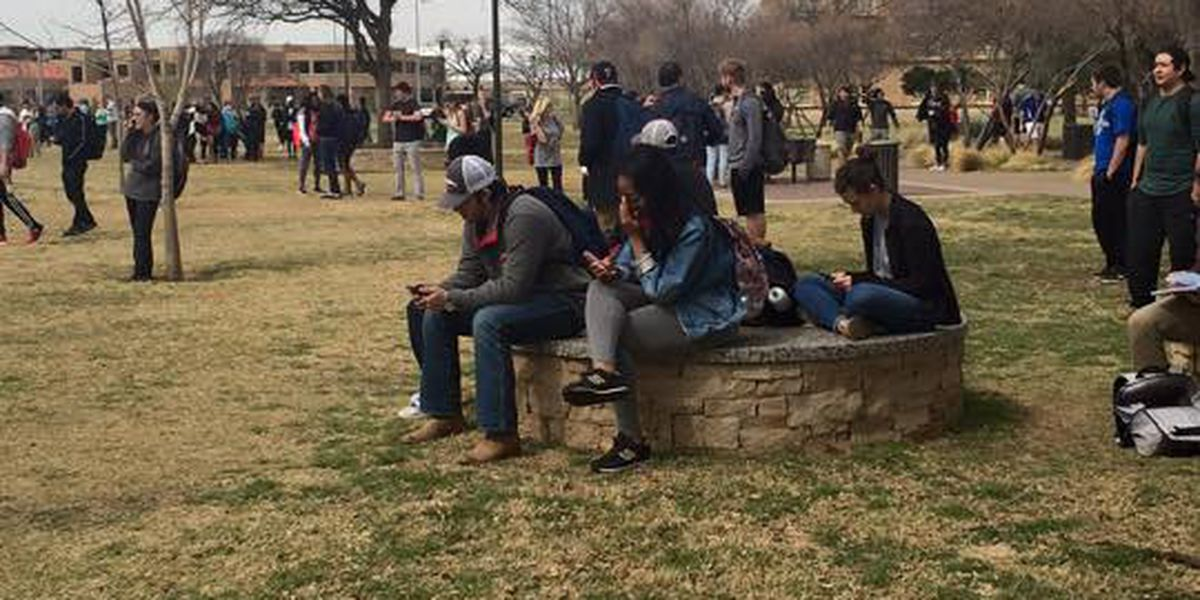 All clear at TTU College of Media and Communications after 'false threat'