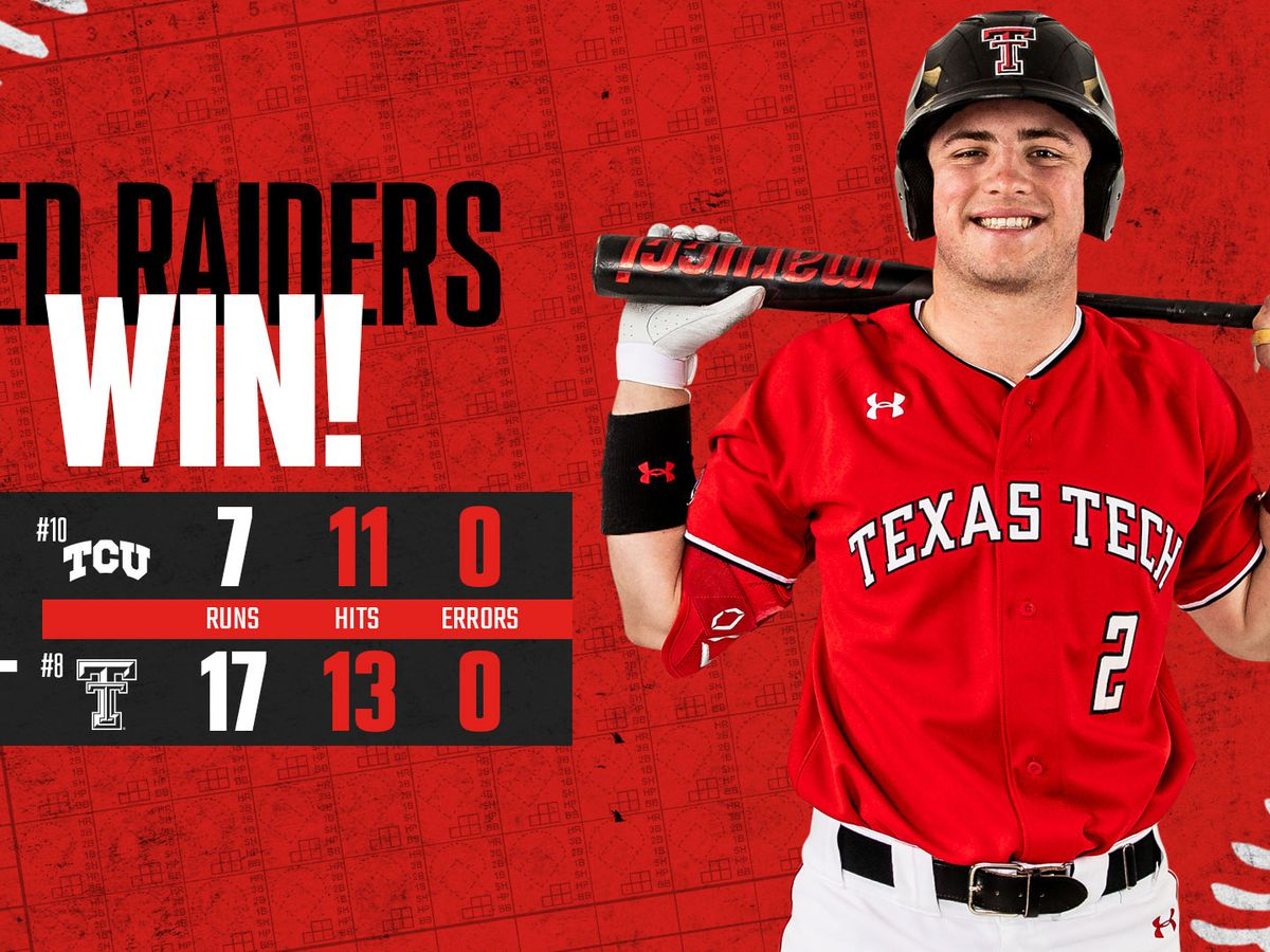 Texas Tech takes series over TCU