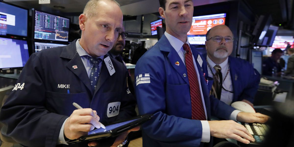 Stocks open higher on Wall Street after 2 days of big losses