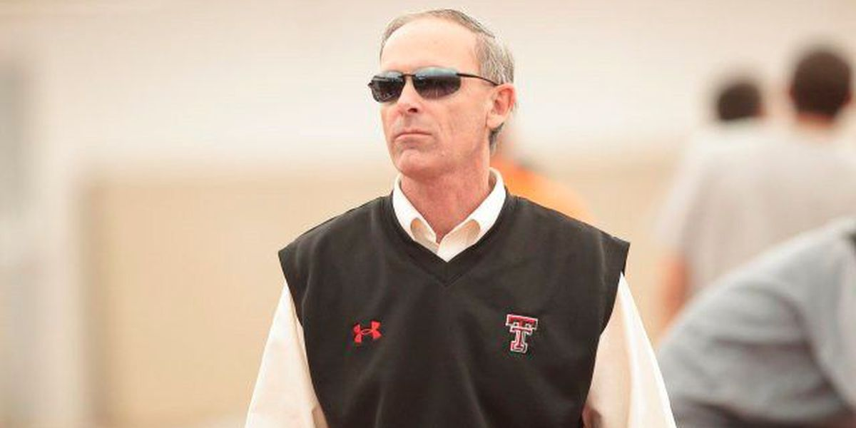 Wes Kittley named Big 12 Men's Track Coach of the Year
