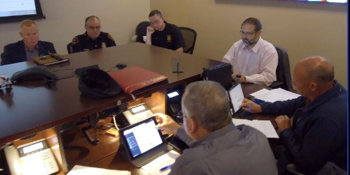 City officials confident after winter weather training exercise