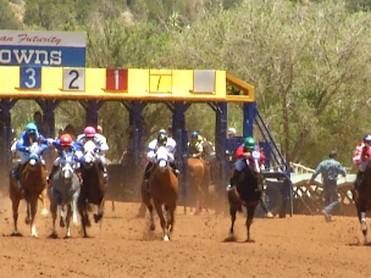Ruidoso Downs Open For Memorial Day Weekend Without Fan Attendance