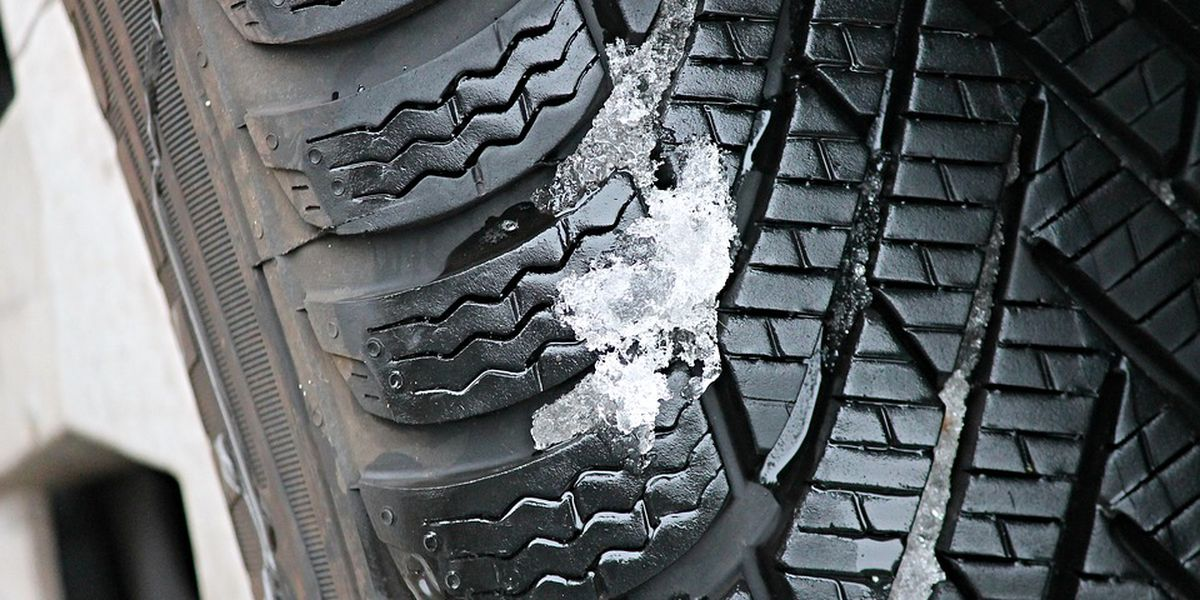 LBKAlert warns drivers of black ice during Monday commute