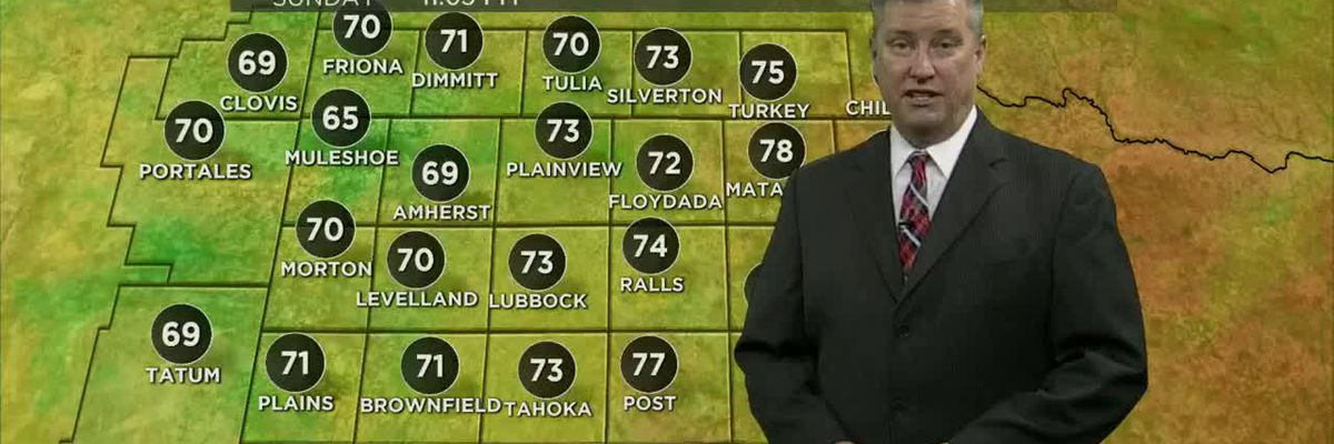 KCBD Weather at 10 for Sept. 15