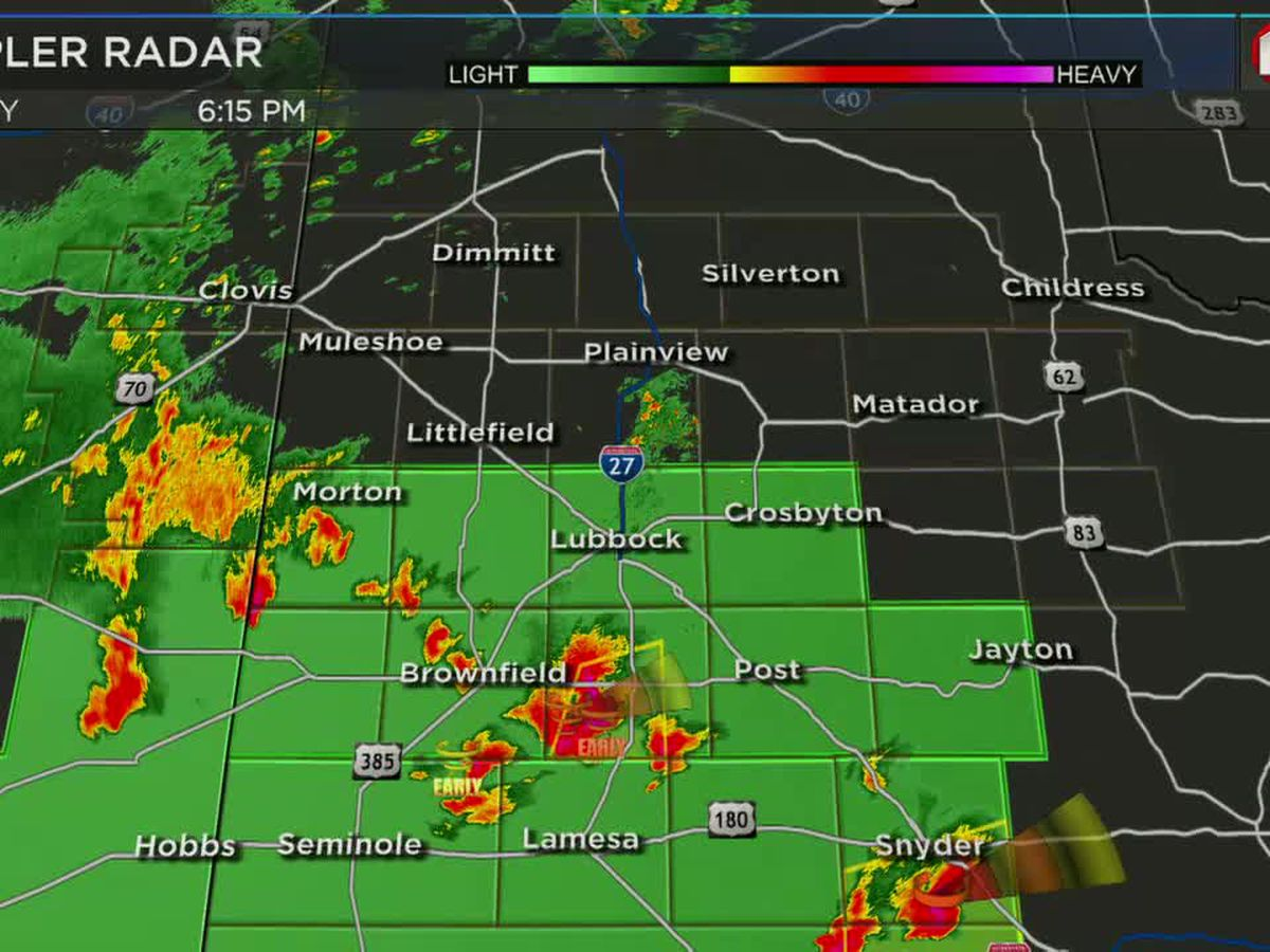 First Alert Weather: Severe storms this evening