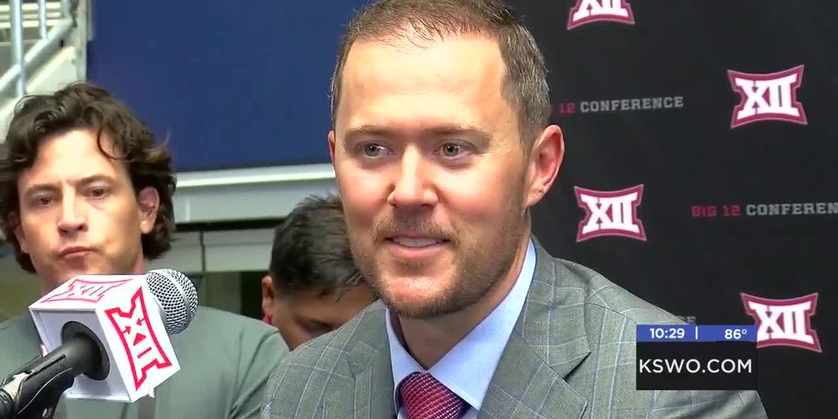 Muleshoe's Lincoln Riley faces his Alma mater Saturday as Oklahoma hosts Texas Tech