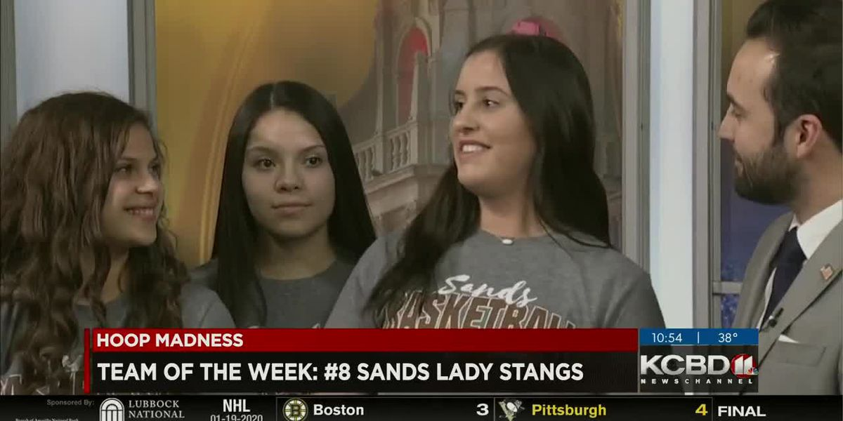 Hoop Madness Team of the Week: No. 8 Sands Lady Stangs