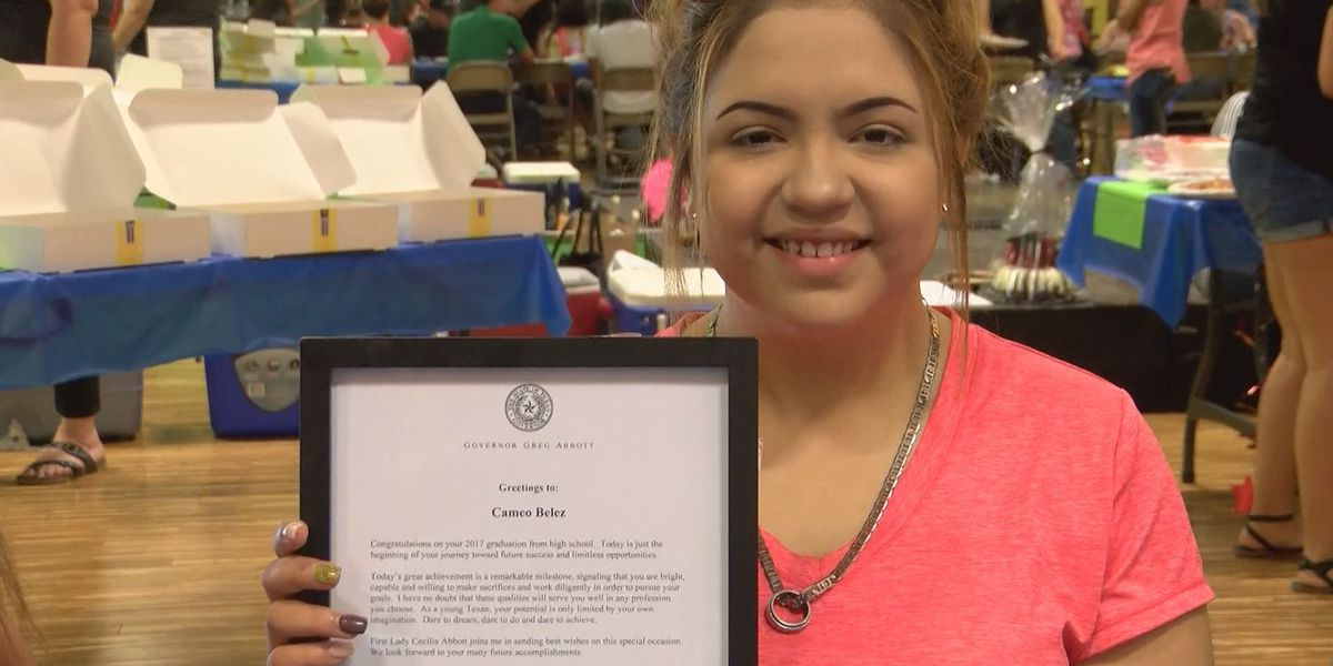 Buckner honors graduates aging out of foster care