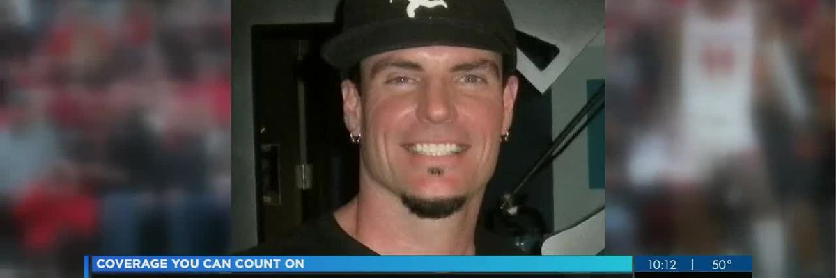 Vanilla Ice performing at halftime show