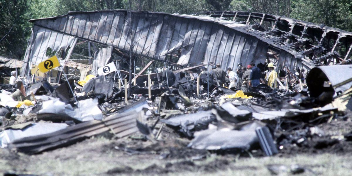 40 years ago Saturday, 273 people lost their lives in US' deadliest plane accident