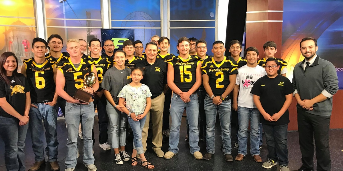 End Zone Team of the Week: Petersburg Buffaloes