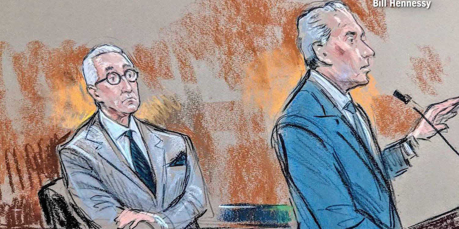 Judge sets Nov. 5 trial date for Trump confidant Roger Stone