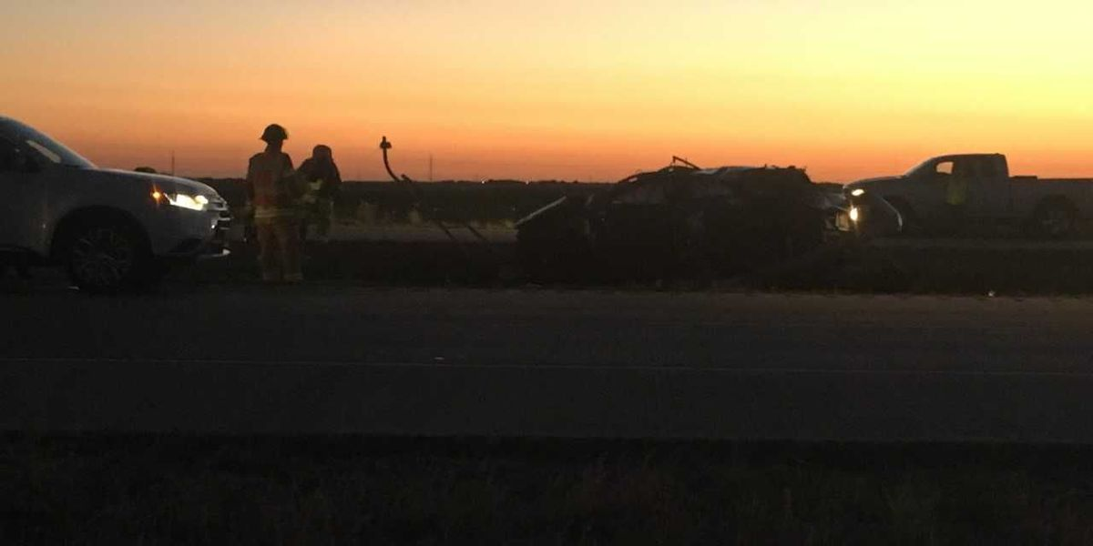 DPS identifies victim in fatal crash on I-27 near Regis St.
